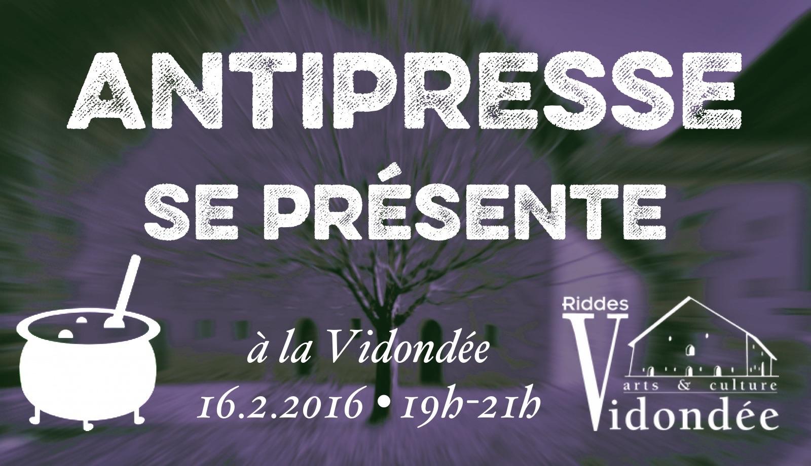 Vidondee-Antipresse