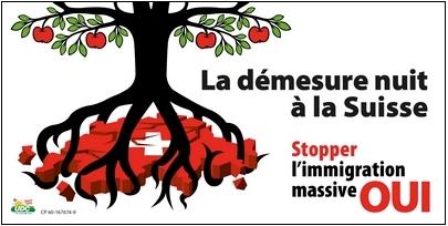 STOP à l'immigration de masse