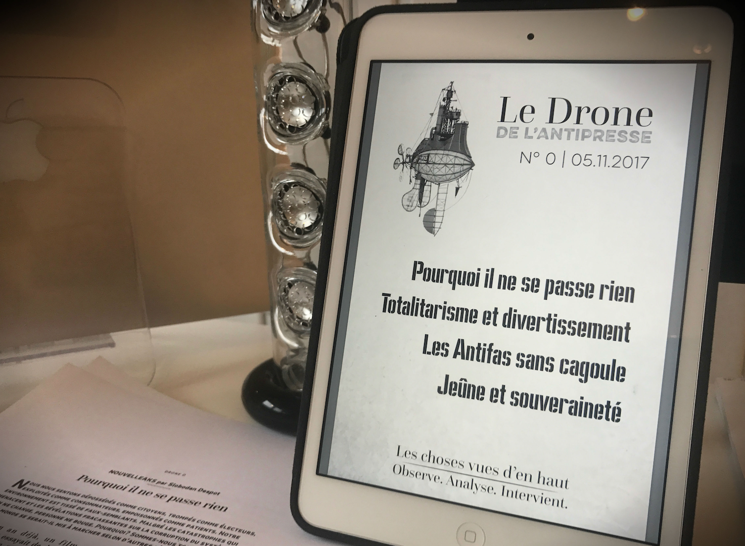 Le Drone n° 00