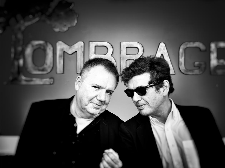 Christophe Bourseiller et Nicolas Saada, Bastia, 8.10.2019