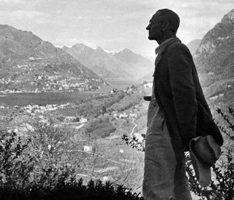 Hesse dans les Alpes