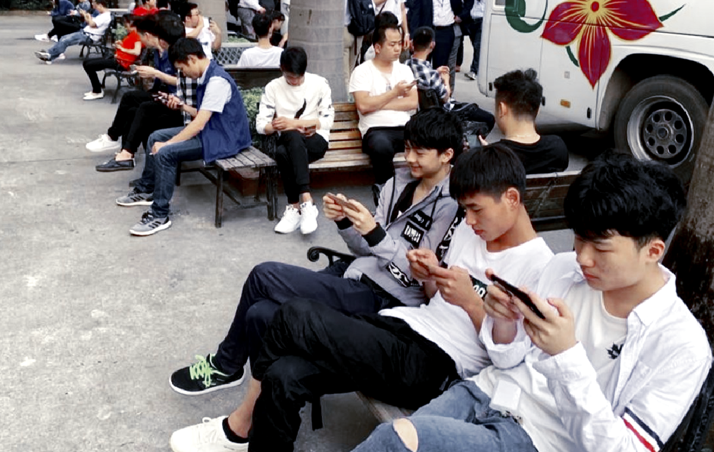 Shenzhen, 31.3.2019