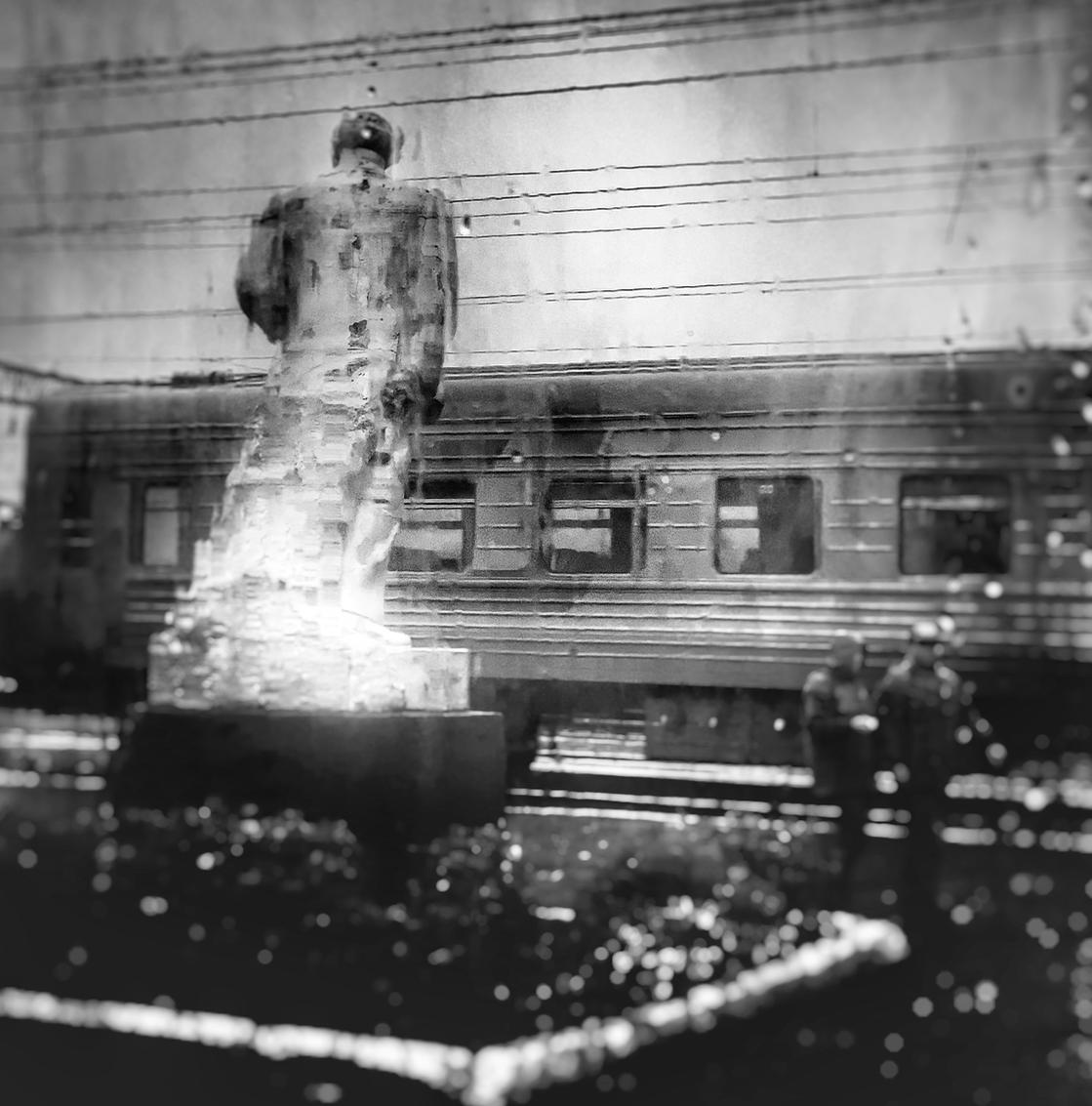 Le spectre de Lénine. Nikolo-Poloma, 10.8.2019