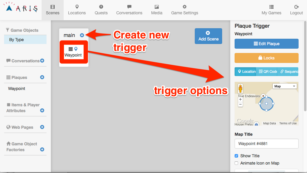 Trigger Details