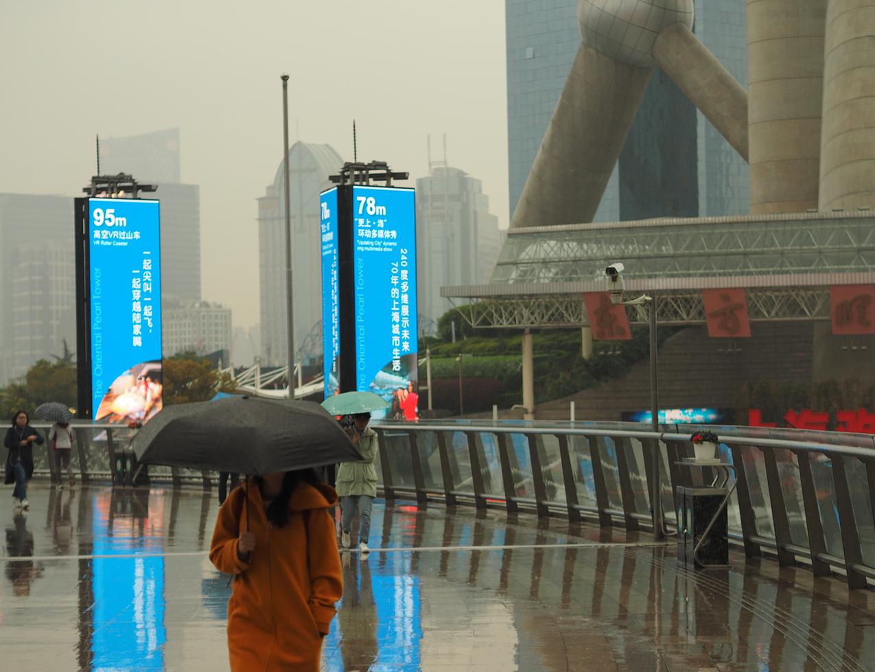 Shanghai, 28.3.2019