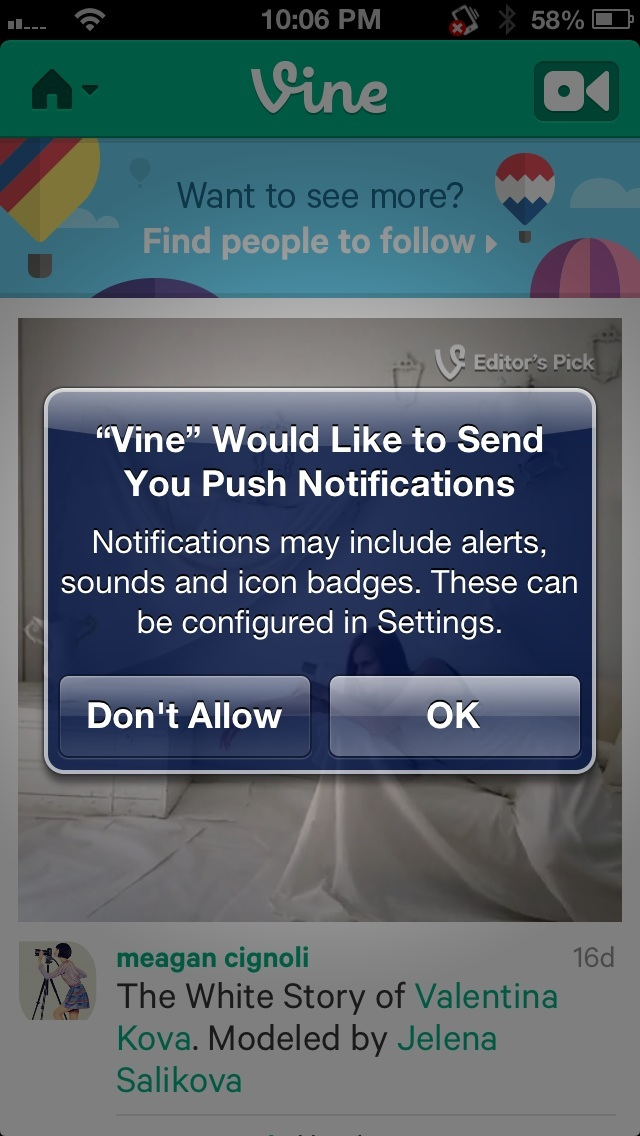 The oh-so-easily dismissed notification alert box. Use cautiously, this single alert box can suck the life out of your battery.