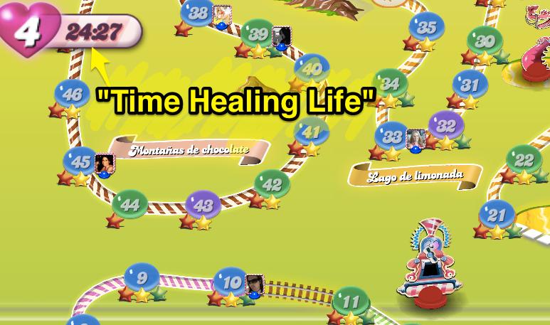 Time Healing Life