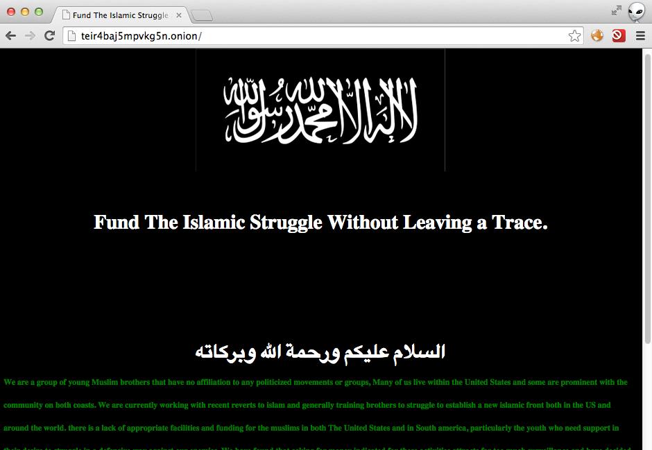 jihad website