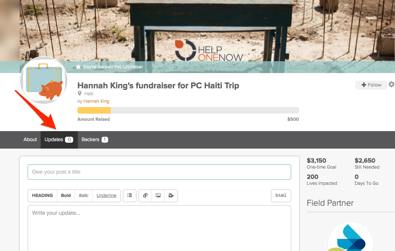 Hannah%20King's%20fundraiser%20for%20PC%20Haiti%20Trip%20Updates%20%E2%80%94%20Pure%20Charity
