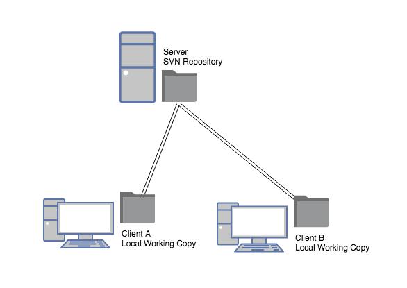 SVN client server