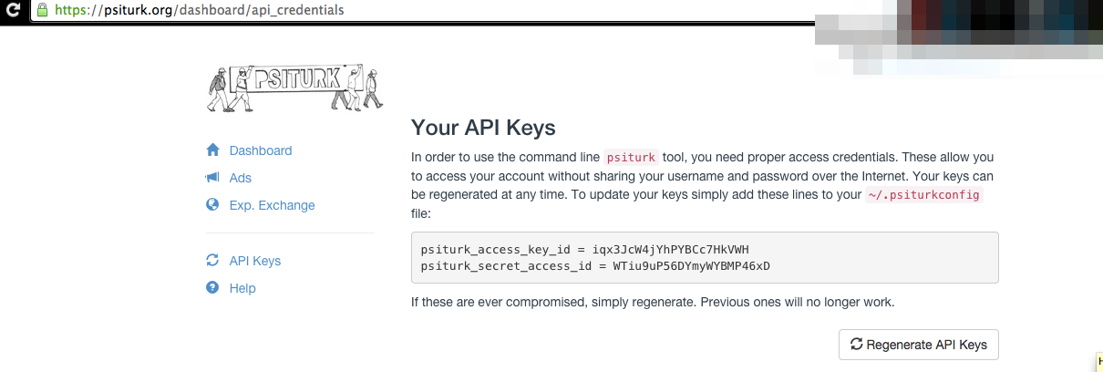 Don't even try to use these API Keys, they've been reissued!